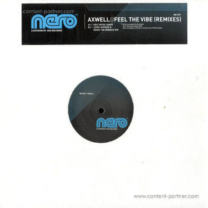 axwell - feel the vibe (eric prydz rmx) [back in] (nero)